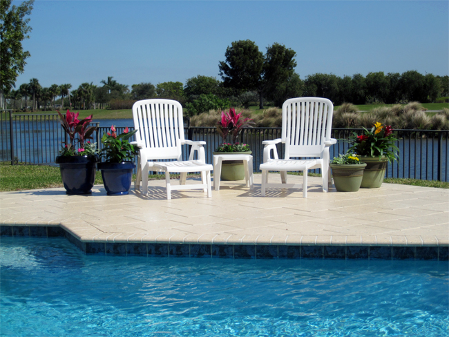 Grosfillex Resin Pool Furniture Is A Residential Grade Collection Of Outdoor  Pool Furniture That Is Designed For Everyday Consumer Use.