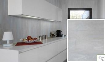 Grey Wall Paneling : Waterproof wall panels in bathroom